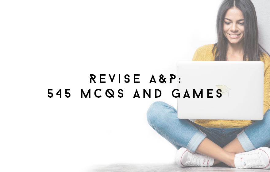 Course Image Revise with games and MCQs
